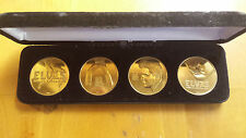 Harrahs Elvis Gold Collectors Coin Set