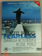 Fearless (DVD, 2003)