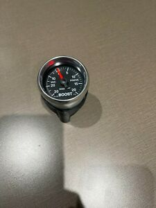 Auto Meter 3807 boost gauge