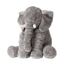 Ikea jättestor Elefante de juguete suave felpa relleno ANIMAL 60 Cm