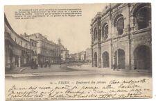 nimes , boulevard des arènes  -