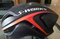 Specialized S-works Evade helmet, size L