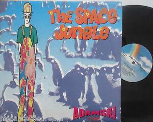 "ADAMSKI ~ The Space Jungle ~ 12"" Single PS USA PRESSING"