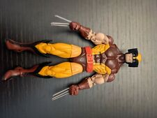 Marvel Legends Wolverine - Juggernaut Baf Wave X-Men Brown Suit Loose Figure