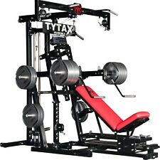 TYTAX® M2 HOME MULTI LEVERAGE GYM MACHINE EQUIPMENT GARAGE FREE WEIGHT BENCH