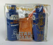 1982 Star Wars Luke Skywalker Belt Kit Soap & Shampoo New & Unused