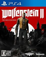 """Wolfenstein II: The New Colossus [CERO rating """"Z""""] - PS4 Japan"""