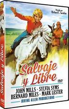 Salvaje Y Libre (Run Wild, Run Free)