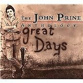 The John Prine Anthology:: GREAT DAYS, John Prine CD   0081227140021   Acceptabl