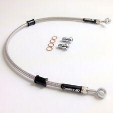 HONDA CX500 EUROSPORT 1982 VENHILL s/steel braided brake lines hose REAR