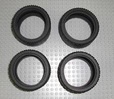 LEGO Technic - 4x Reifen 68.8 x 36 ZR - Rad Tire 44771 6062225 42077 8653 8070