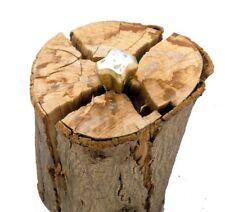 1.5kg kg Heavy Duty Holzspalter Holz Splitter Holzklotz Spaltkeil Holz Hackbeil