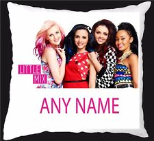 LITTLE MIX PERSONALISED WITH ANY NAME cushion gift birthday/girlfriend present
