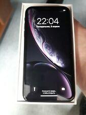 Apple iPhone XR - 64GB - Black (Unlocked)