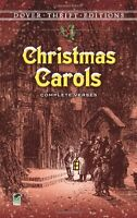 Christmas Carols: Complete Verses (Dover Thrift Editions) by Shane Weller