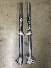 YAMAHA YZ400F YZ 400F 400 F YZ400 FRONT SUSPENSION FORK LEGS FORKS LEFT RIGHT 98