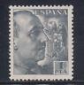ESPAÑA (1949) NUEVO SIN FIJASELLOS MNH - EDIFIL 1056 (1 pts) FRANCO - LOTE 2