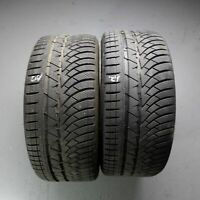 2x Michelin Pilot Alpin PA4 * 235/35 R19 91V 1719 6,5 mm Winterreifen
