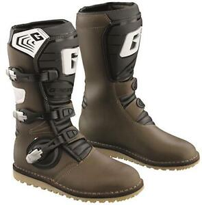 Gaerne Trials Boots Pro-tech Brown