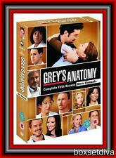 GREYS ANATOMY COMPLETE FIFTH SEASON 5 - BRAND NEW DVD