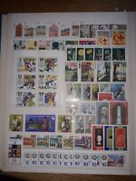 Germany East, GDR/DDR 1969. MNH. Fully Complete. Free UK P&P.