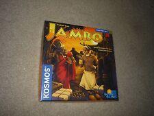 Jambo Card Game Rudiger Dorn