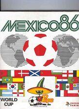 Panini Fussball WM MEXICO 86 ungeklebte Bilder   aus vielen aussuchen