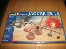 Revell-SEPECAT Jaguar talla 1a-kit - 1: 72