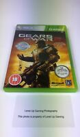Gears of War 2 Xbox 360 UK PAL (FAST FREE POSTAGE) No Manual