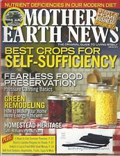 Mother Earth News (Jun/Jul 2013 #258) Pressure Canning Basics ~FG34