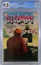 G.I. Combat #49 CGC 9.2 DC Comics 1957  Highest Graded Copy