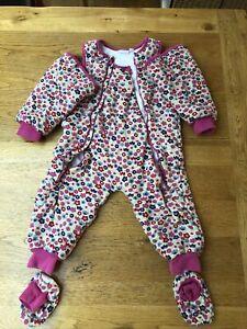 jojo maman bebe Sleep Suit 18-24 Months 2.5tog