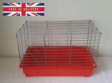 Indoor Rabbit Cage Rat Guinea Pig Gerbil Hamster Rat Mouse Chinchilla 60 Red
