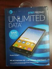 """BRAND NEW SEALED !!!  ALCATEL TETRA-  AT&T 5"""" 16GB 5MP Android 8 Phone"""