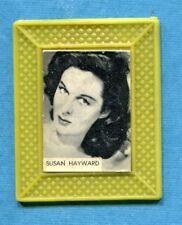 ATTORI MARTESANO POZZUOLO anni 50/60 - Figurina/Sticker - SUSAN HAYWARD