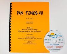 """Steel Drum Play Along Book """"Pan tunes 7"""""""