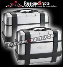 Valigie Borse laterali Monokey Givi Trk33n Trekker 33lt TRK33pack2 side bags