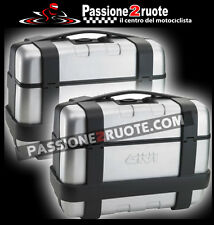valigie laterali Givi TRK33 Trekker 33 ktm 1190 r adventure 2013 staffe laterali