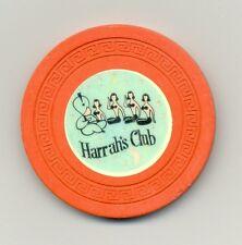 """HARRAH'S CASINO CHIP--- SULTAN & HAREM ROULETTE--""""A"""""""