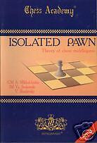 ISOLATED PAWN Schach Buch Chess Book Strategie Neu!