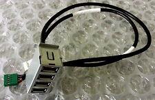 DELL GENUINO Vostro 460 Delantero Panel USB I/O TABLERO & Cable 6h6rr 06h6rr