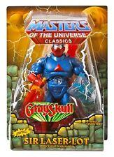 Sir Laser Lot MOTU Masters of the Universe Classics MOTUC MOC NEU & OVP MOC