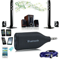 HOT 3.5MM JACK WIRELESS A2DP HIFI BLUETOOTH RECEIVER AUDIO DONGLE ADAPTER