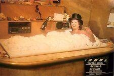 "Dudley Moore Arthur and Arthur 2 4x6"" Postcard Movieland Wax Museum"