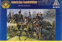 Italeri - Français artillerie (Napoléonienne Wars) - 1:72