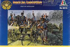Italeri - French artillery (Napoleonic  Wars) - 1:72