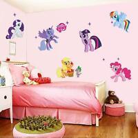 My little Pony Wandtattoo Wandsticker Kinder Wandaufkleber Kinderzimmer Sticker