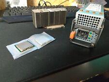 Dell PowerEdge pe 2950 gen 3 CPU upgrade kit - 2 xeon 5450 psu 750W heatsink