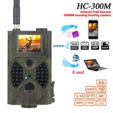 12MP 1080P Hunting Trail Camera Video Wildlife Scouting IR Night Vision Cam l