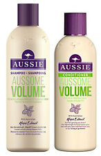 Aussie Aussome VOLUME Shampoo 300ml + Conditioner 250ml